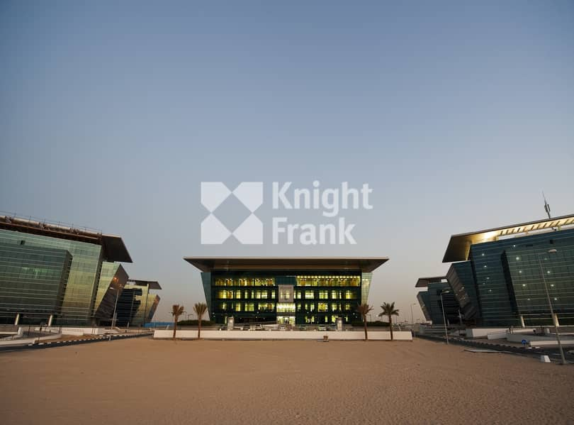 10 Dubai South | Freezone Offices to Lease