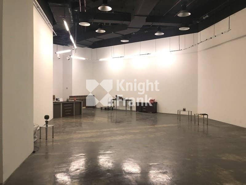 2 Fitted Retail Space for Lease | Saadiyat Island Abu Dhabi