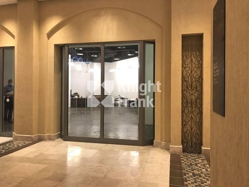 7 Fitted Retail Space for Lease | Saadiyat Island Abu Dhabi
