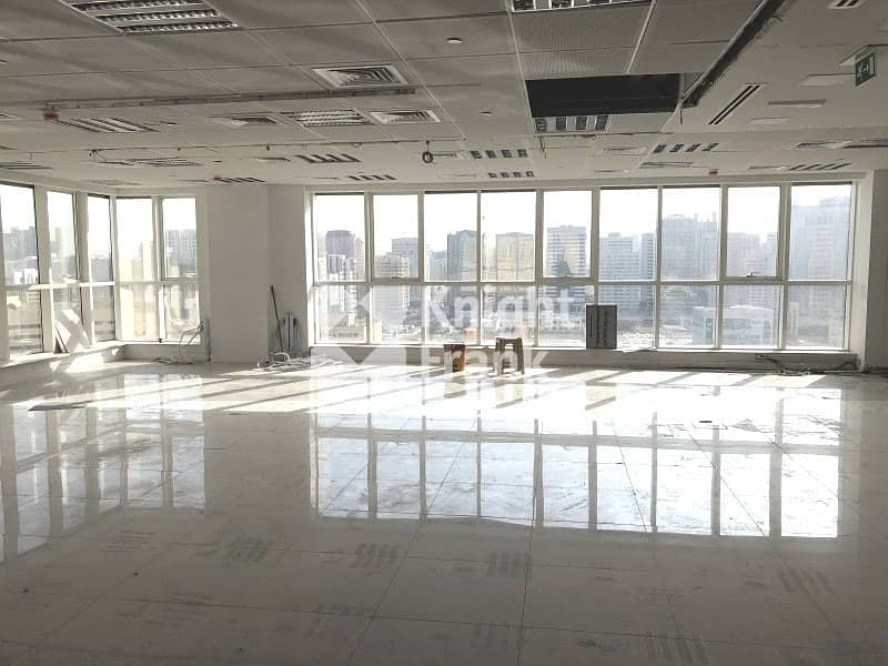 Cat A Office Space for Lease | Salam Street Abu Dhabi