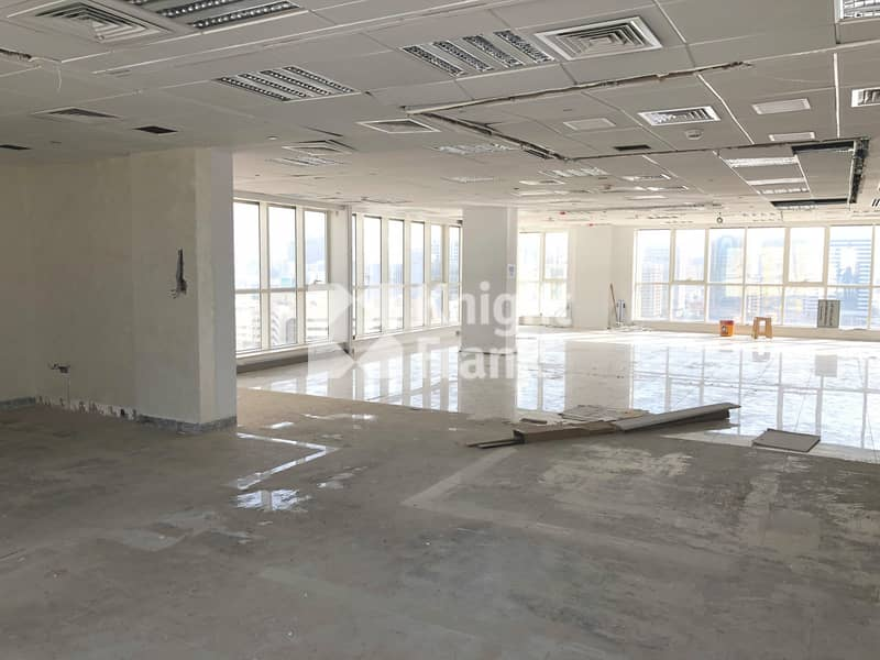 2 Cat A Office Space for Lease | Salam Street Abu Dhabi