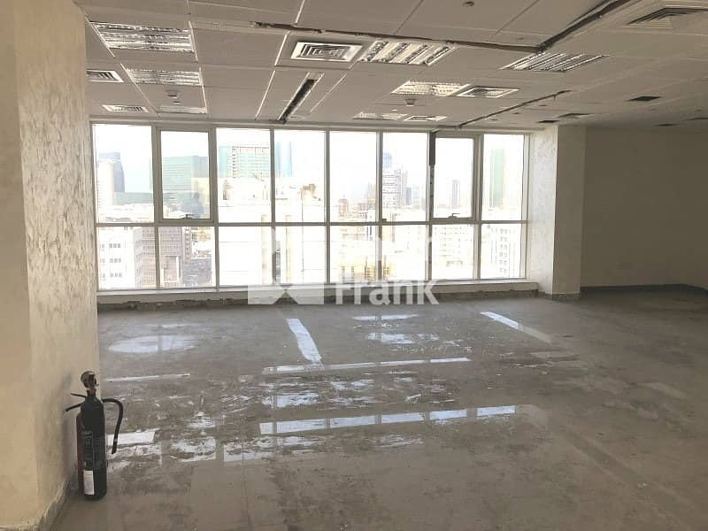 6 Cat A Office Space for Lease | Salam Street Abu Dhabi