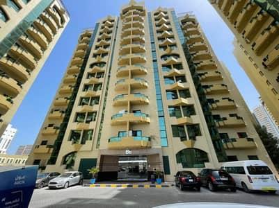 1 Bedroom Apartment for Rent in Al Rashidiya, Ajman - For rent a room and a hall in Al-Rashidiya Towers, an area of 1115 feet, in a great location