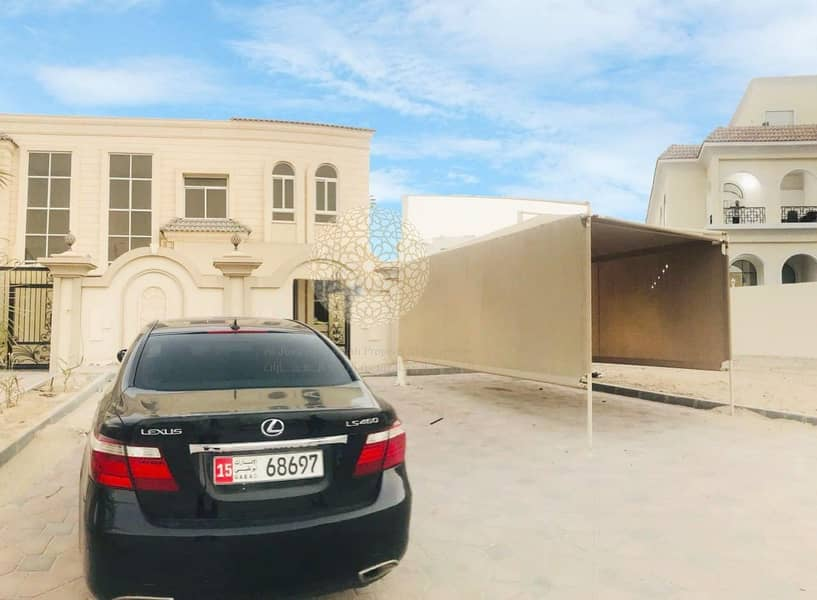 PRIVATE 2 BEDROOM GROUND FLOOR VILLA FOR RENT IN MOHAMMED BIN ZAYED CITY