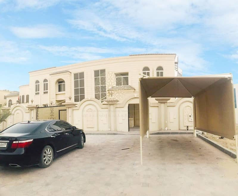 2 PRIVATE 2 BEDROOM GROUND FLOOR VILLA FOR RENT IN MOHAMMED BIN ZAYED CITY