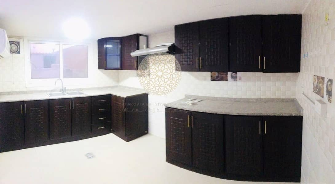 14 PRIVATE 2 BEDROOM GROUND FLOOR VILLA FOR RENT IN MOHAMMED BIN ZAYED CITY