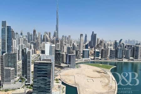 فلیٹ 2 غرفة نوم للايجار في الخليج التجاري، دبي - Spacious 2 Bedroom I Lake View I Well Maintained