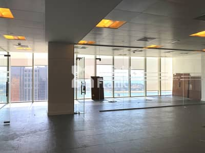 Office for Rent in Capital Centre, Abu Dhabi - Fitted Office Space / Capital Centre District
