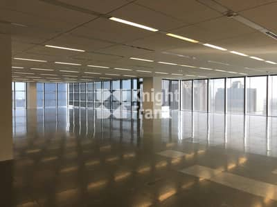 Office for Rent in Al Maryah Island, Abu Dhabi - Grade A Office Tower / ADGM Al Maryah Island