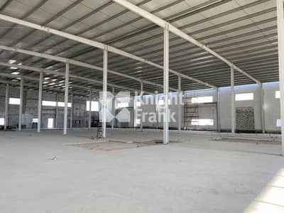 Warehouse for Rent in Dubai Industrial Park, Dubai - New Warehouse For Rent | Factory | Built-to-Suit