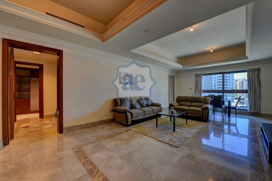 Neat & Clean | Fully- Furnished 3BR | Vacant on May