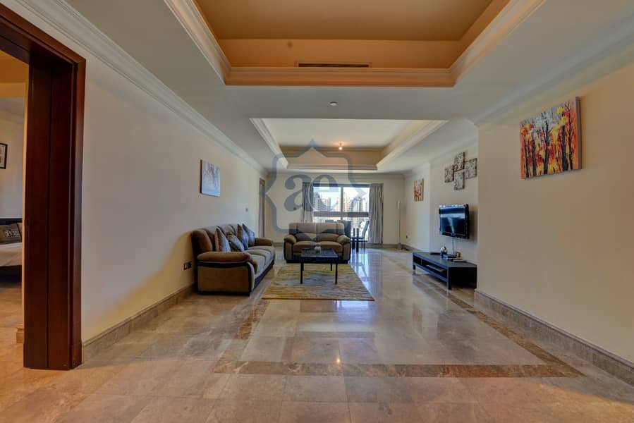 2 Neat & Clean | Fully- Furnished 3BR | Vacant on May