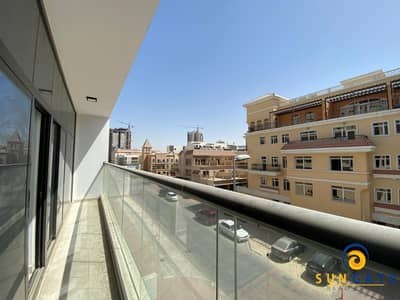1 Bedroom Apartment for Rent in Jumeirah Village Circle (JVC), Dubai - low floor open views  with balcony jvc