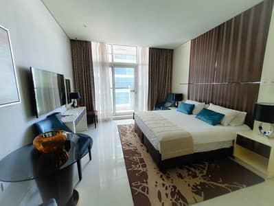 استوديو  للايجار في الخليج التجاري، دبي - Spacious | Fully Furnished | Well Maintained