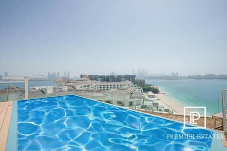 3 Bedroom Penthouse for Sale in Palm Jumeirah, Dubai - Brand New Penthouse | 3 bed plus Maid's| High-end