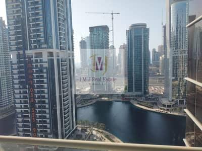 شقة 2 غرفة نوم للايجار في أبراج بحيرات الجميرا، دبي - Lake View   1BR   Mid Floor