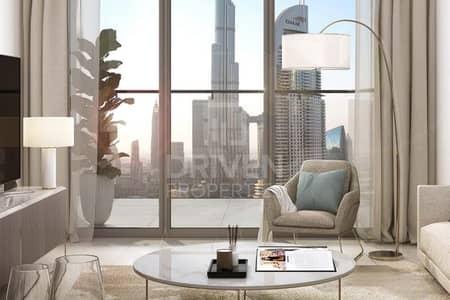 1 Bedroom Flat for Sale in Downtown Dubai, Dubai - Spacious Apartment w/ Burj Khalifa Views