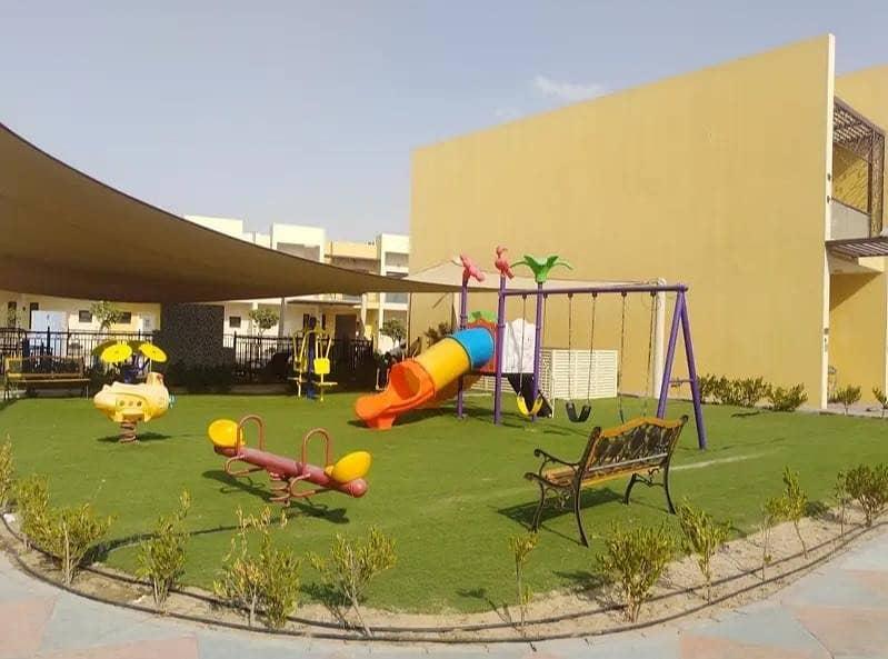 1 Bedroom  Townhouse in Sahara Meadows 2 Dubai Industrial City   Near New Al Maktoum Airport . .