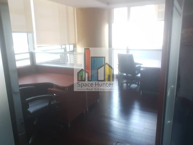 2 Fully  Furnished Office -Indigo Icon -JLT