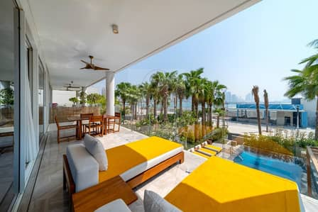 3 Bedroom VILLA with Maid Room for Sale in Palm Jumeirah