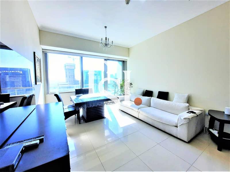 2 Luxury Furnished 1BHK/ Middle Floor/ Bigger layout