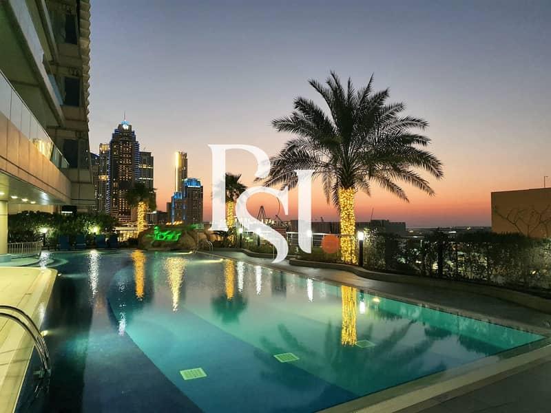 23 Luxury Furnished 1BHK/ Middle Floor/ Bigger layout