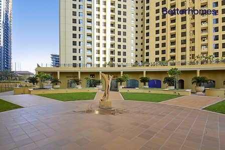 2 Bedroom Flat for Sale in Jumeirah Beach Residence (JBR), Dubai - Marina View | Bright & Airy | Vacant On Transfer