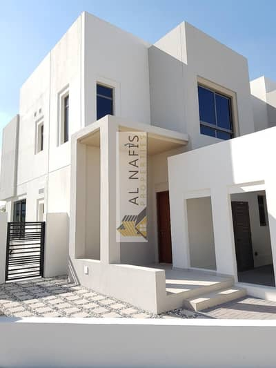 4 Bedroom Townhouse for Rent in Town Square, Dubai - Perfect Design and  Layout | Corner Unit  | Type 3 | Single Row