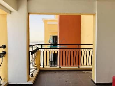 شقة 1 غرفة نوم للايجار في رمرام، دبي - 14 MONTHS    1BHK    PARKING    BIG BALCONY    29