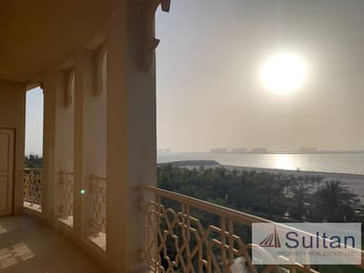1 Bedroom Apartment for Rent in Al Hamra Village, Ras Al Khaimah - 1BR In 5* Palace Hotel - Sea View Bills included