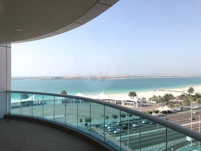 فلیٹ 4 غرف نوم للايجار في شارع الكورنيش، أبوظبي - Spacious Duplex | Great Family Environment