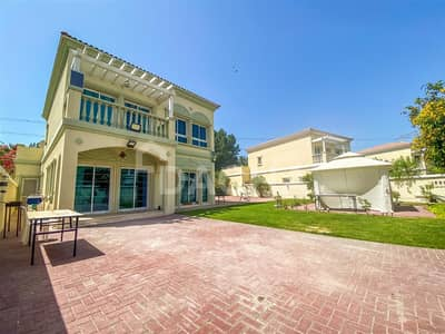 2 Bedroom Villa for Sale in Jumeirah Village Triangle (JVT), Dubai - BIG PLOT! / Rented 2BR+M / Vacant in Aug