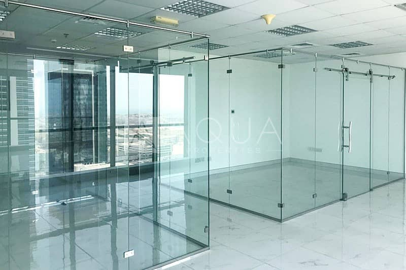 2 Fitted Office | Regal Tower | Business bay