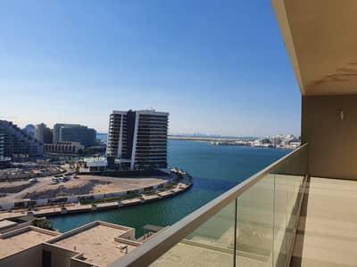 فلیٹ 2 غرفة نوم للايجار في شاطئ الراحة، أبوظبي - Partial Sea View|Higher Floor|Available Soon