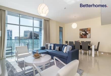 Fully Furnished   Vacant  Spacious   Marina View