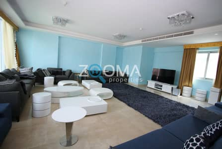 4 Bedroom Penthouse for Rent in Business Bay, Dubai - Penthouse I Burj View I Canal View