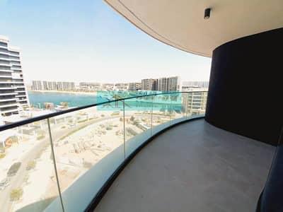 فلیٹ 3 غرف نوم للايجار في شاطئ الراحة، أبوظبي - Peacefully Location 3BR With MaidRoom   Magnificent Balcaony &  Sea View