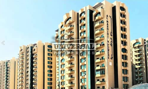 2 Bedroom Flat for Rent in Al Rashidiya, Ajman - Fully Furnished 2 Bedroom Apartment for Rent in Al Rashidiya Towers, Ajman