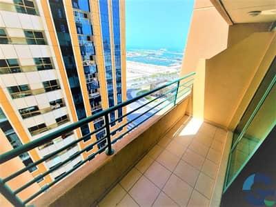فلیٹ 1 غرفة نوم للايجار في دبي مارينا، دبي - Amazing Sea Views| Well Maintained |Available Now!