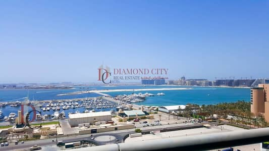 Highest Floor 3 BR Stunning Full Sea View