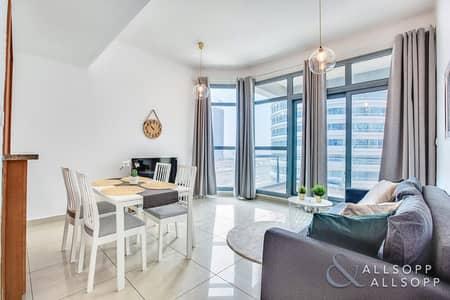 شقة 2 غرفة نوم للبيع في دبي مارينا، دبي - 2 Bed | Balcony | Marina View | Metro Link