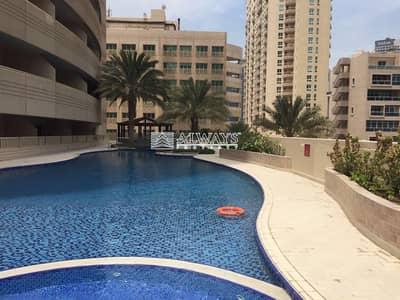 فلیٹ 1 غرفة نوم للبيع في دبي مارينا، دبي - High Floor | Fully Furnished 1BHK | Close to Metro