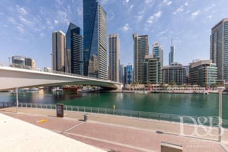 3 Bedroom Villa for Sale in Dubai Marina, Dubai - Full Marina View | Luxury Villa | Unfurnished