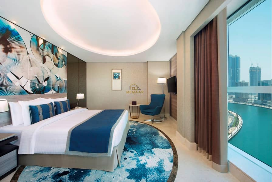 10 Best offer on furnished one bedroom apartments in Business Bay with easy payment plan
