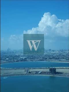 شقة في برج النخلة 1 الخان 3 غرف 1104999 درهم - 5062722