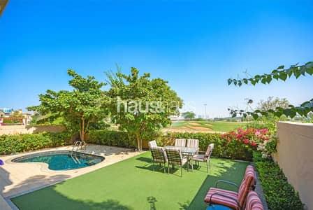4 Bedroom Villa for Sale in Jumeirah Golf Estate, Dubai - Golf Course Views   Pool   Independent   VOT