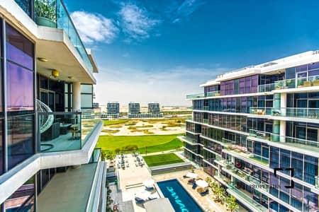 فلیٹ 1 غرفة نوم للبيع في داماك هيلز (أكويا من داماك)، دبي - Fully Furnished 1BR with Full Golf Course View