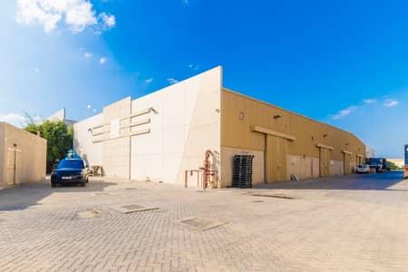 Plot for Sale in Dubai Investment Park (DIP), Dubai - Warehouse compound for sale in DIP2 @ 24M