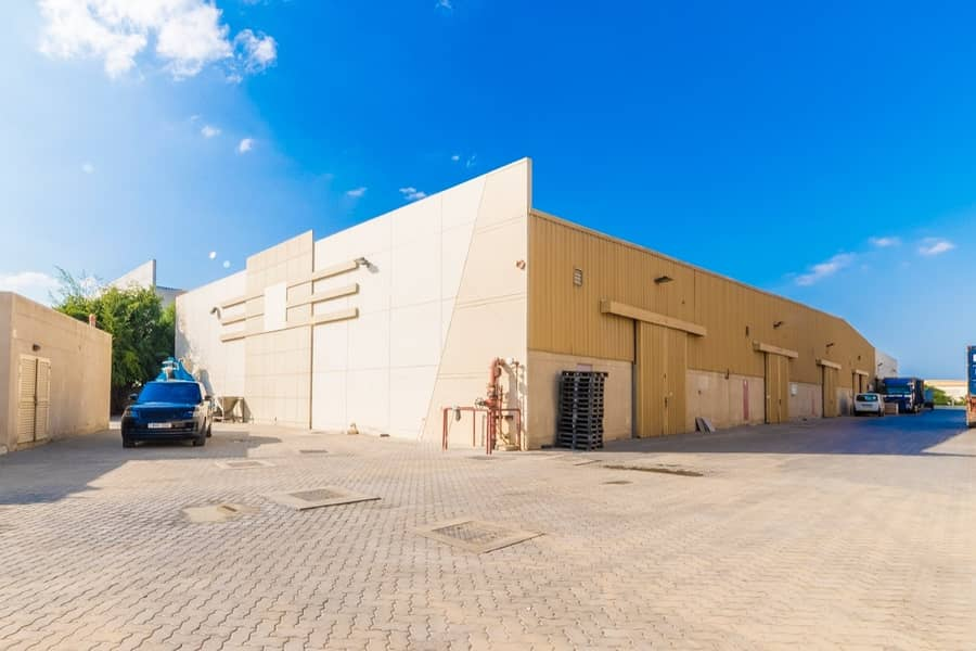 Warehouse compound for sale in DIP2 @ 24M