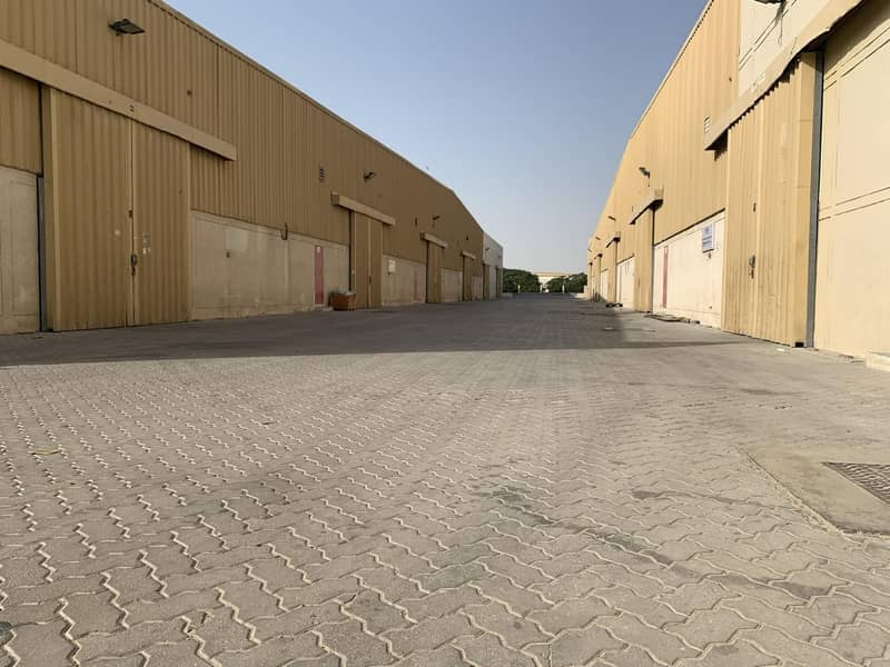 2 Warehouse compound for sale in DIP2 @ 24M